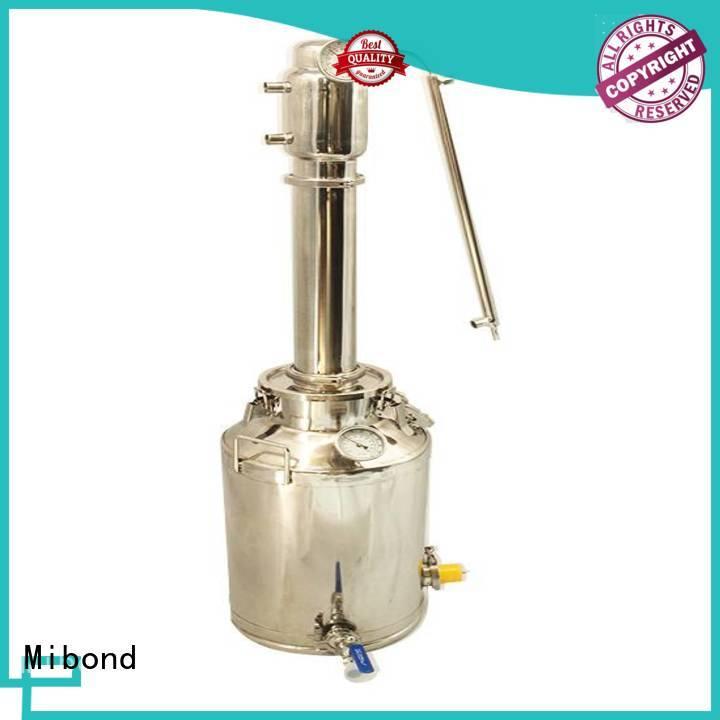 homemade alcohol distiller factory price for vodka Mibond
