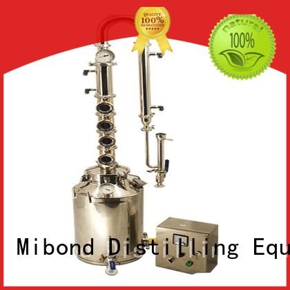 Mibond high effective copper distiller for sale factory direct for distillery