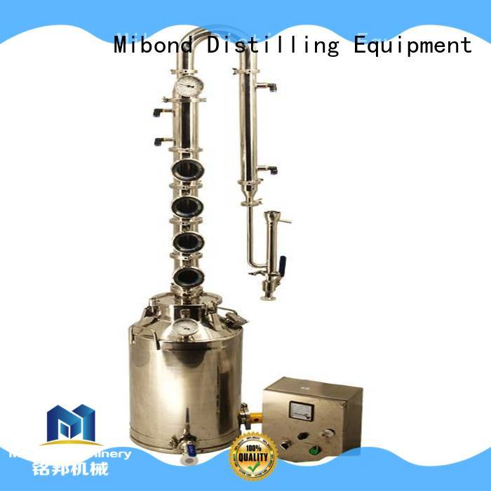 Mibond wholesale ethanol still factory price for distillery