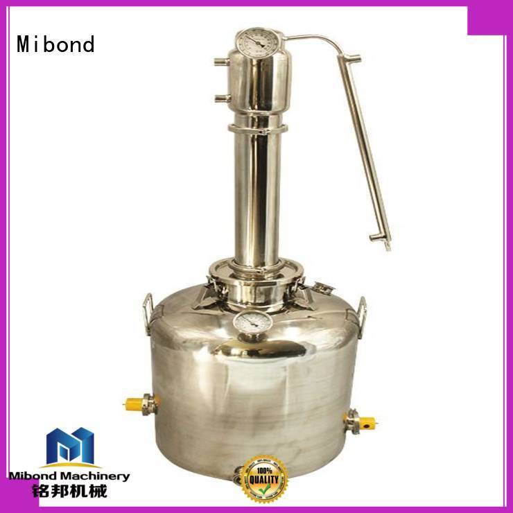 Mibond quality moonshine pot still factory price for family