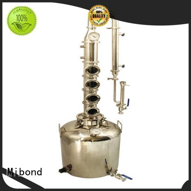 Mibond moonshine stainless steel moonshine still factory price for family