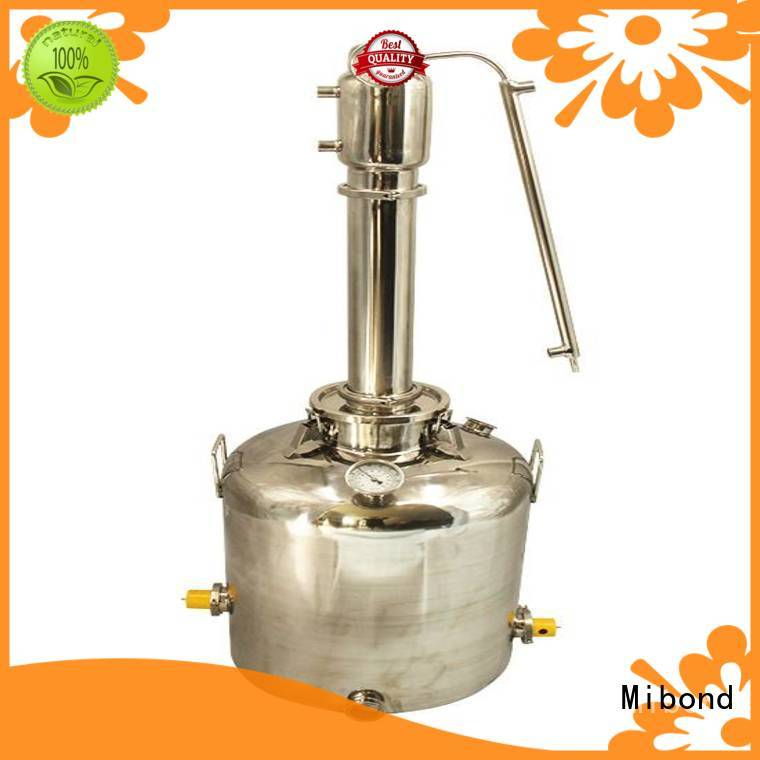 easy-to-use alcohol distillation unit manufacturer for distillery