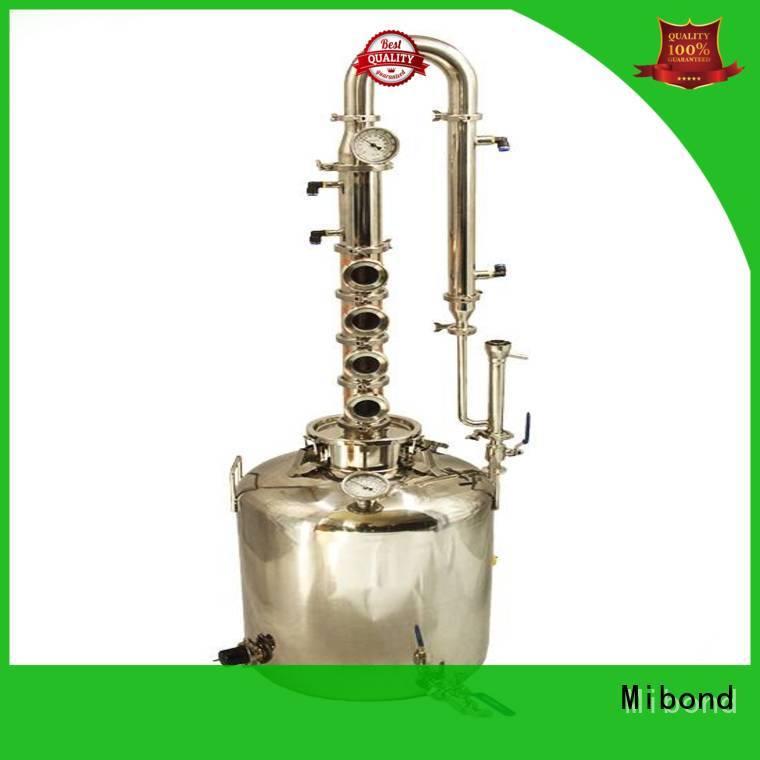 copper home distilling equipment stainless steel 304 for family Mibond
