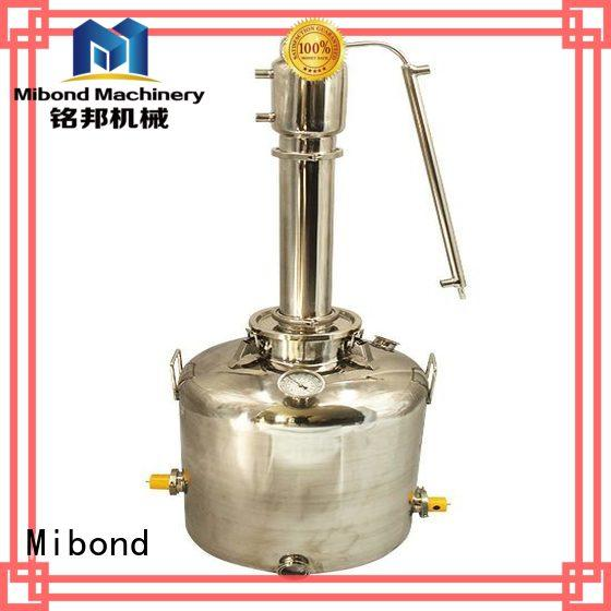 convenient alcohol making equipment factory price for whisky