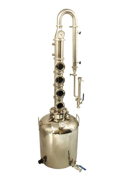 100L Stainless steel distilled meaning define distill wine