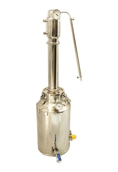 13 Gallon home distilling Alcohol Distillation moonshine distiller