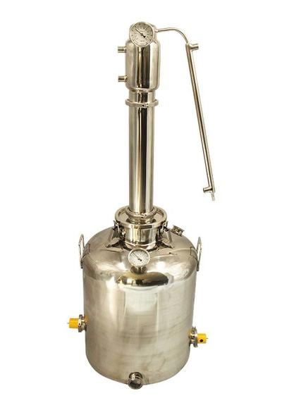 26 Gallon whiskey and vodka distillery alcohol distillation process