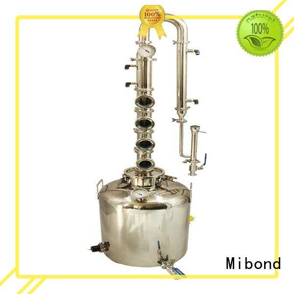 Mibond gin liquor making kit factory price for home distilling