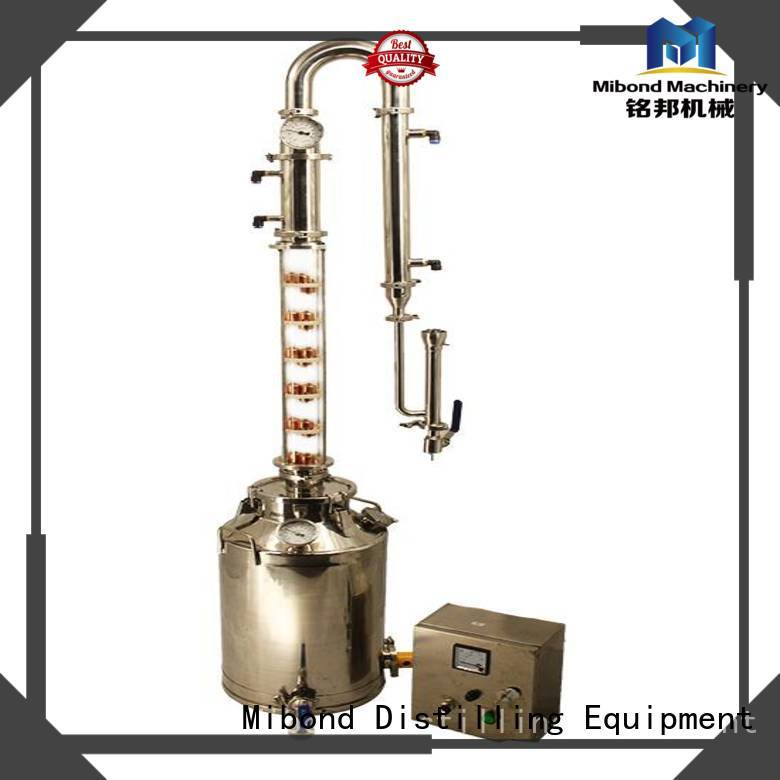 Mibond alcohol distillation supplies supplier for whisky