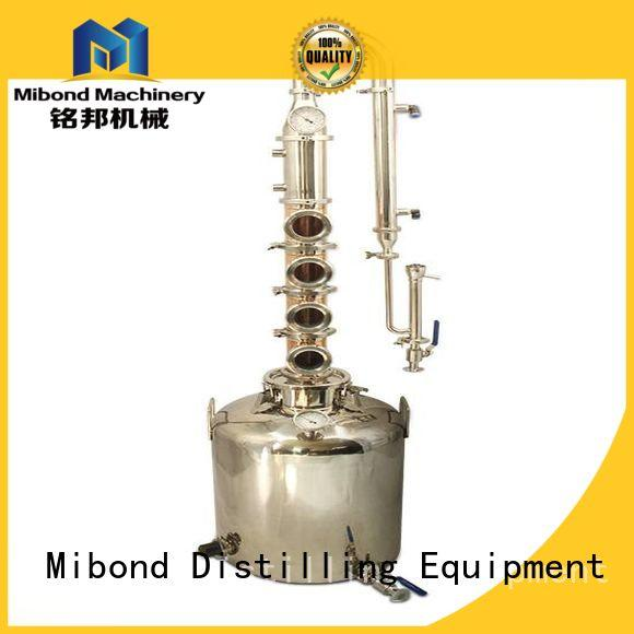 Mibond professional moonshine distiller supplier for family