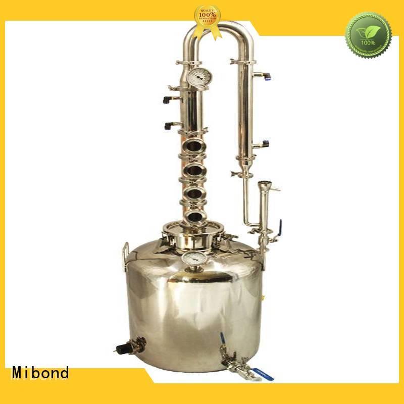 liquor still manufacturer for distillery Mibond