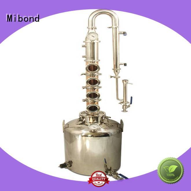 100L Copper alcohol distiller home distillery for sale