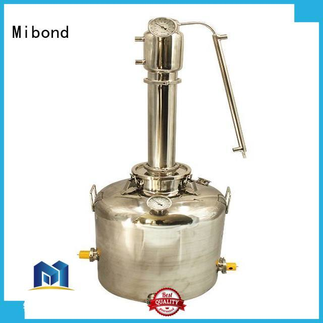 Mibond homemade alcohol distiller with good price for family
