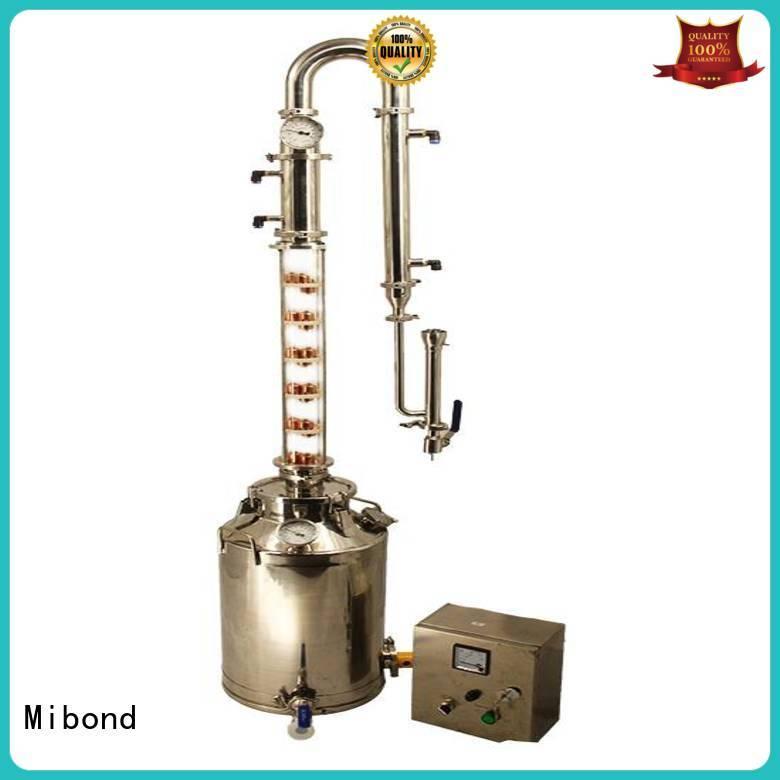Mibond all-glass distiller supply for family