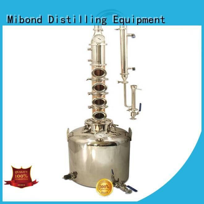 Mibond wine home distillation machine wholesale for vodka