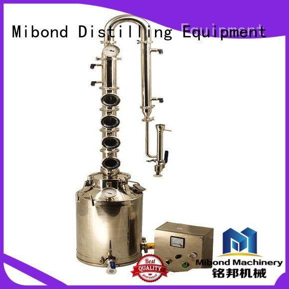 Mibond wine ethanol still customized for distillery