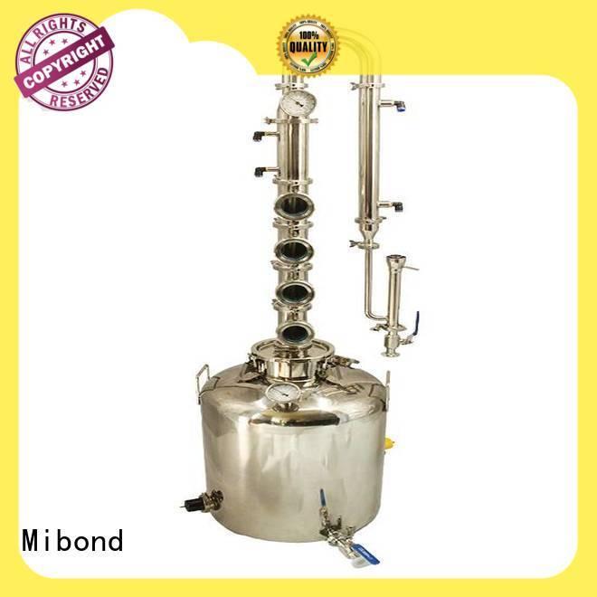 Mibond stainless steel moonshine still wholesale for vodka