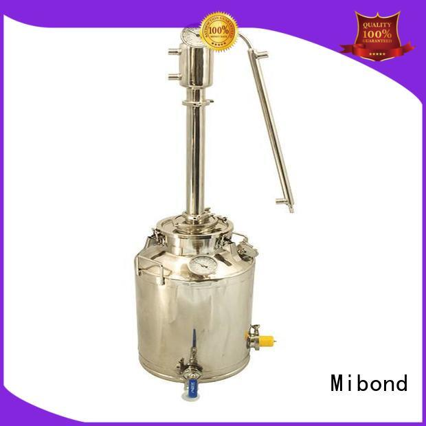 new alcohol making equipment factory price for distillery