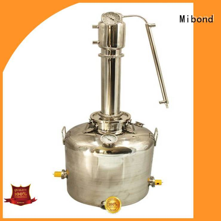 convenient pot still supplier for family