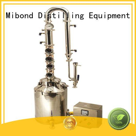 Mibond copper distiller supplier for whisky