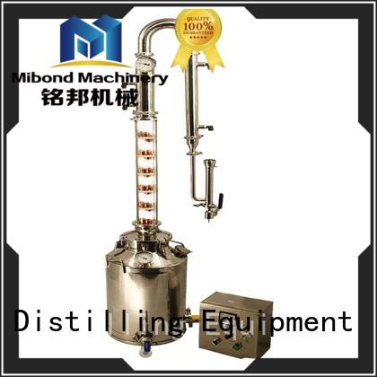 Mibond home liquor still kit customized for home distilling