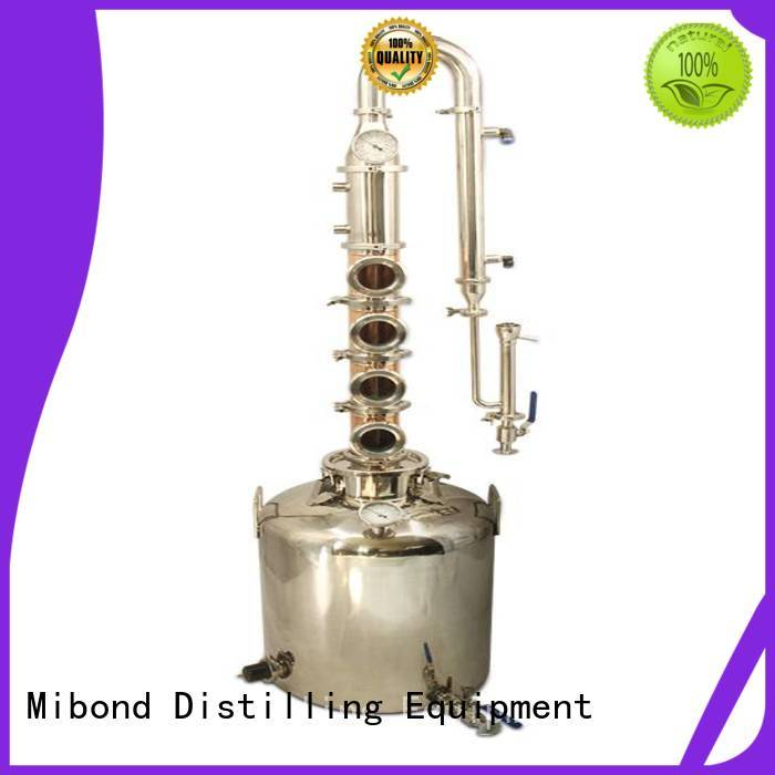 cost-effective whisky distillation equipment customized for home distilling