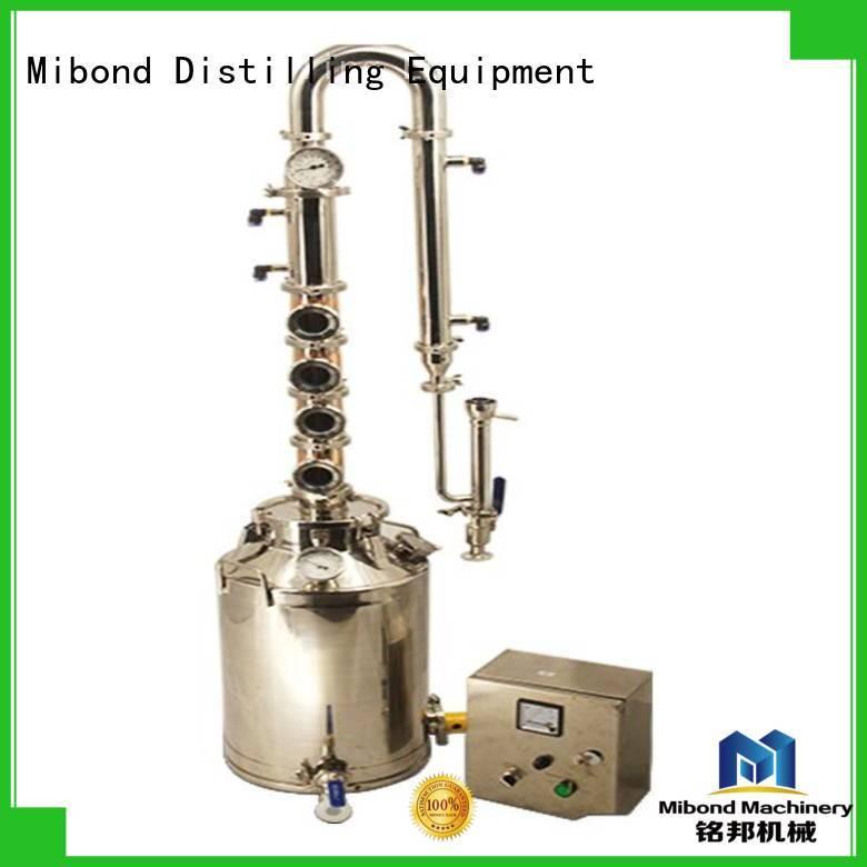Mibond wine copper pot still kit for distillery