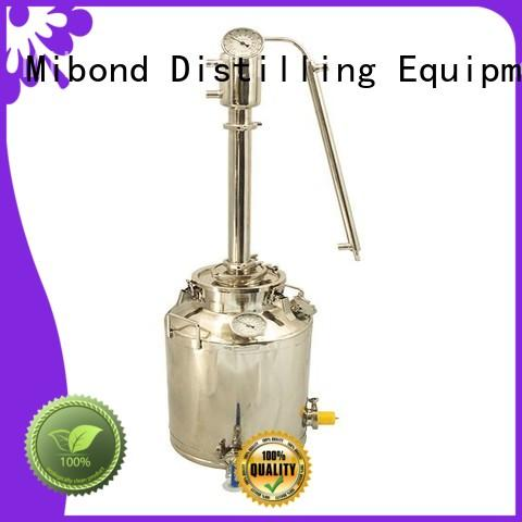 Mibond low cost alcohol making equipment supplier for whisky