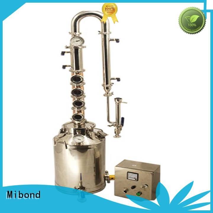 Mibond new liquor still manufacturers for distillery