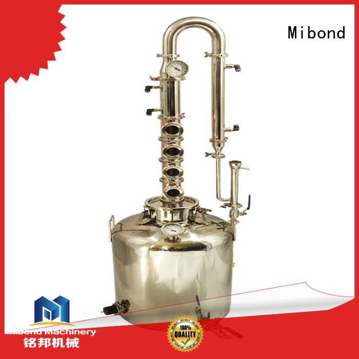 professional copper distiller supplier for whisky