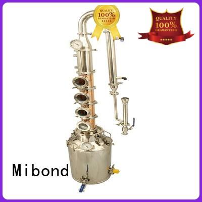 Mibond copper still supplier for home distilling