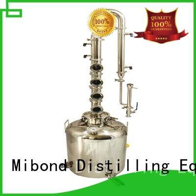26 Gallon beer distillery and distillers grain distilled wine