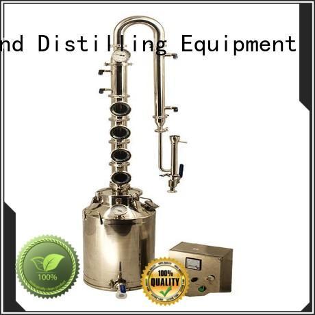 Mibond stainless steel pot still factory price for distillery
