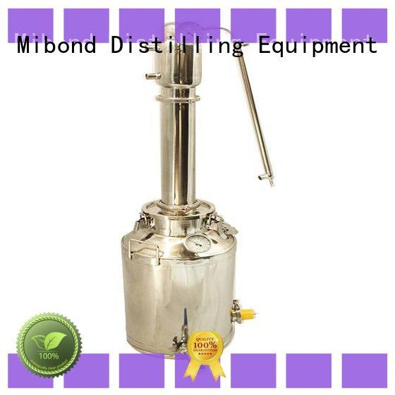 Mibond easy-to-use moonshine still kit supplier for home distilling