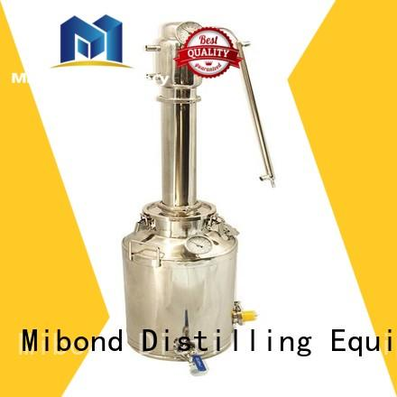 Mibond quality home alcohol distiller directly sale for family
