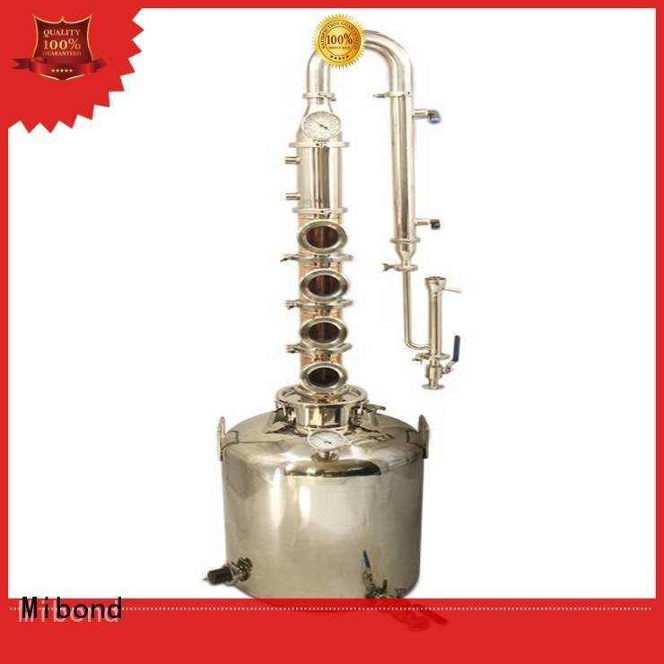 high effective moonshine distiller factory direct for home distilling