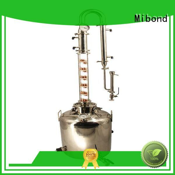 Mibond alcohol distilling supplies supply for whisky
