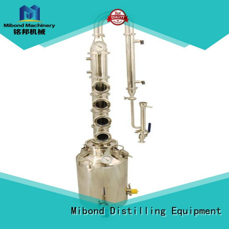 Mibond moonshine equipment with good price for whisky