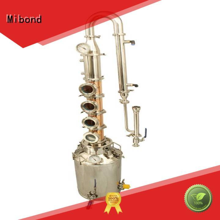 Mibond hot selling vodka distillery supplier for home distilling