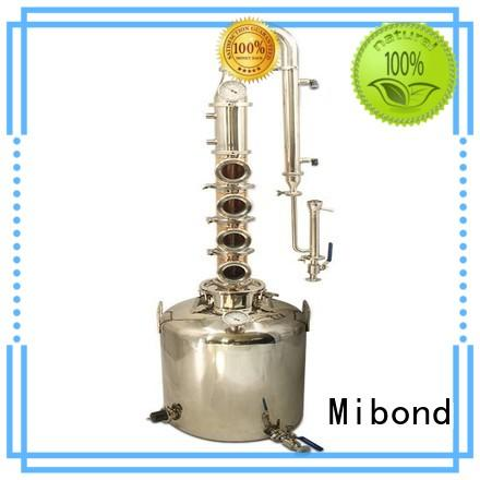Mibond professional copper still moonshine customized for home distilling
