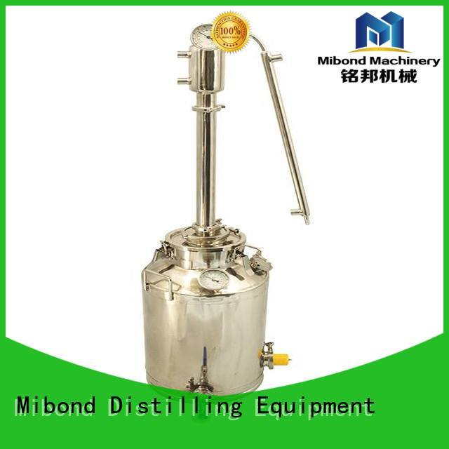 Mibond top alcohol making machine for home directly sale for family