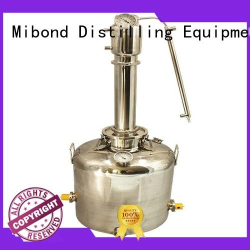 Mibond homemade alcohol distiller factory price for vodka