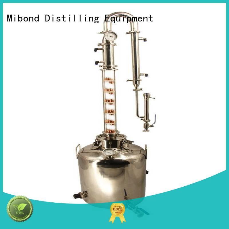 Mibond beautiful vodka distillery equipment supplier for distillery