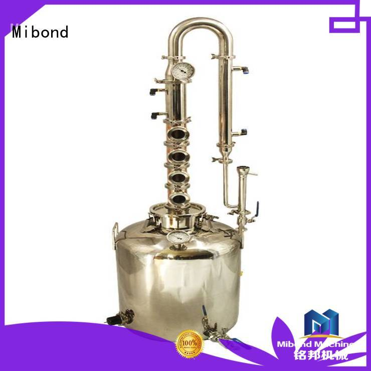 Mibond copper moonshine still supplier for home distilling