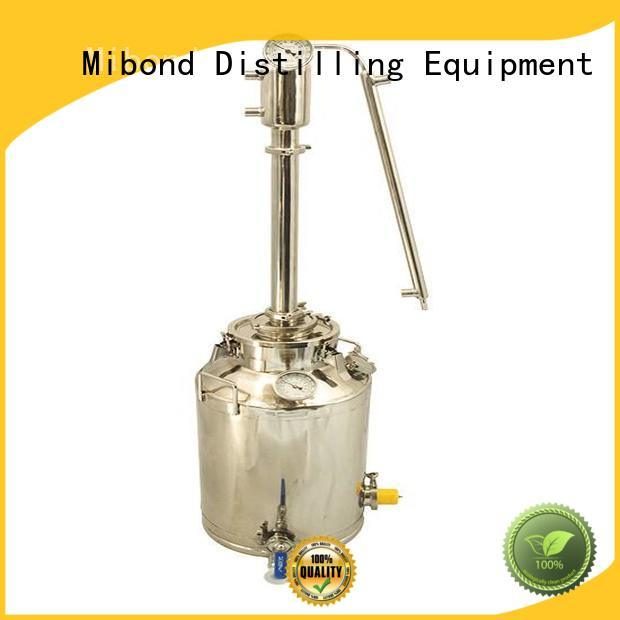 Mibond durable homemade alcohol distiller with good price for vodka