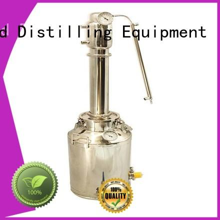 Mibond alcohol distillation unit manufacturer for whisky