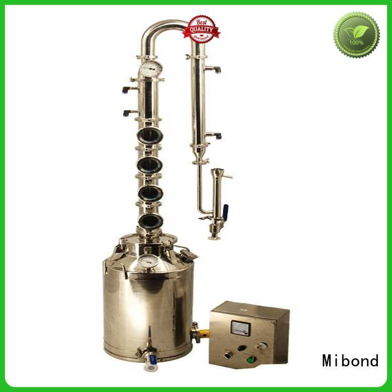 Mibond gin moonshine equipment customized for home distilling