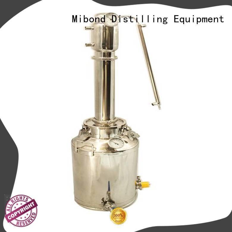 Mibond alcohol distillation unit directly sale for distillery