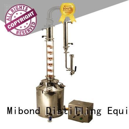 Mibond alcohol distilling supplies factory for home distilling