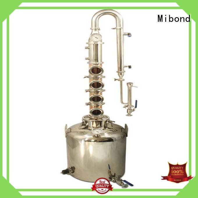 Mibond distillation still company for whisky